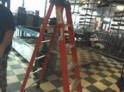 WERNER LADDER Ladder NXT1A06 6' FIBERGLASS LADDER